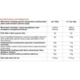 Chimpanzee Organic Protein Bar Box Pistazie (Vegan) 25 x 45g